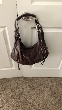 women's brown leather hobo bag Tampa, 33613