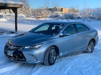 2016 Toyota Camry 2.5 Auto SE Anchorage