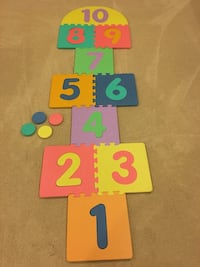 Hopscotch game with 4 disks Clarksburg, 20871