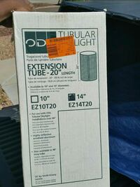 Solar Tube Extension Surprise, 85379