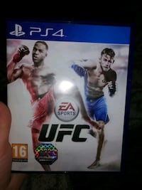 Ufc sports ps4 spel Öster, 213 69