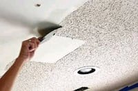 Professional popcorn ceiling removal  Richmond Hill