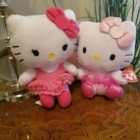 2 HELLO KITTY  Laval, H7S 1L4