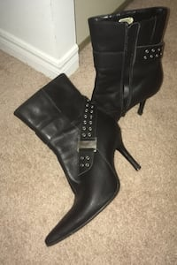 Italian boots leather size 9 London, N6H 4T6