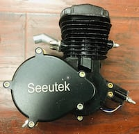 Brand New Seeutek 80cc Bike Motor Kit - Black Motor - New In Box Temple City, 91780