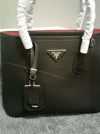 Prada leather black Brampton, L6R 2Y3