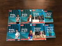 New Collins IELTS books Markham