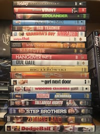 Lot of 20 comedy movies Riverside, 92503