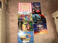 Authentic Disney Store Lithographs Mississauga, L4Z 2S4