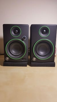Mackie Studio Monitors  Hyattsville, 20785