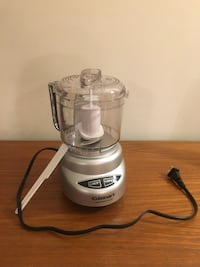Food processor. Can be delivered! New Спрингфилд, 22150