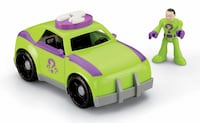 Fisher-Price Imaginext DC Super Friends, The Riddler & Car Vancouver