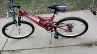 "24"" ladies huffy mountain bike excellant condition Green Bay, 54302"