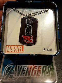 Marvel Avengers Necklace North Bergen, 07047