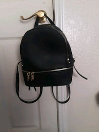 Black backpack purse Lancaster, 93536