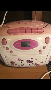 white and pink portable DVD player San Leandro, 94577