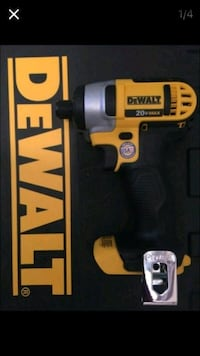 DeWalt 20v impact drill tool only Humble, 77338