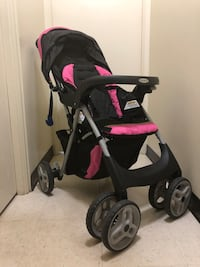Graco Travel System -Stroller & Car seat set
