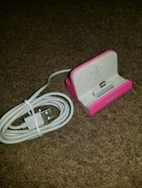 Belkin iphone charger dock new  Mountain View
