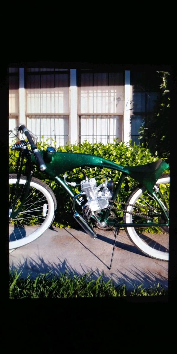 Motorized bicycle retro. Custom builds. Indian tribute builds d6555aca-6a88-4281-8224-119d2fa3d380