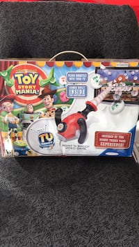 Toy - toy story mania TV game  Baltimore, 21229