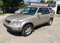 2001 Honda CR-V Automatic/Good KM for the Year/AS IS SPECIAL Scarborough, ON M1J 3H5, Canada