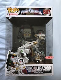 Dino Ultrazord Funko Pop Target Exclusive Fort Belvoir, 22309