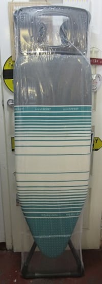 MINKY Super Large Ironing Board Loop Leg - 123 x 43 Cm - A2 M9 4BN