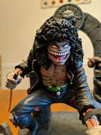 1996 EVIL ERNIE LIMITED EDITION COLD CAST RESIN STATUE