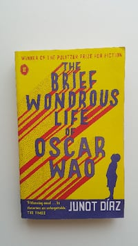 The Brief Wondrous Life Of Oscar Wao - Junot Diaz (Engl Bakırköy