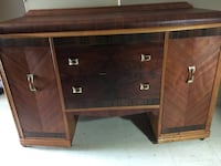 Moving sale Victoriaville Art Deco buffet  Mississauga, L5A 3G7