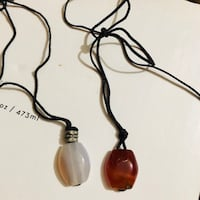 Necklaces pendants.