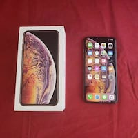 iPhone XS Max Unlocked 256Gb 1886 mi