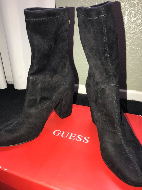 ce950719559 Guess designer boots size 5 1/2