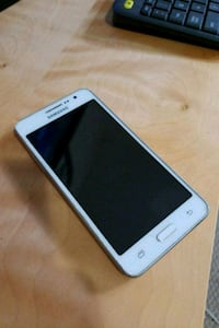 white Samsung Galaxy android smartphone North Vancouver, V7H 1V1