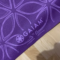 Gaiam Yoga Mat (Great Condition) Burnaby, V5C 4S7