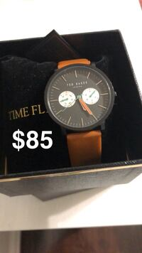 Ted Baker mens watch 538 km