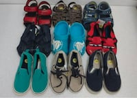 (21) Size 10 sandals for boys Etobicoke