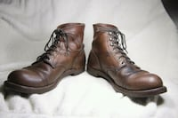 Red Wing Iron Ranger 8.5 men's boots Vancouver, V5S 2W2