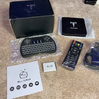 Trongle Android TV Box 4K HD Edmonton, T6K 4C3