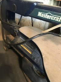 "Mastercraft 16"" Scroll Saw Edmonton"