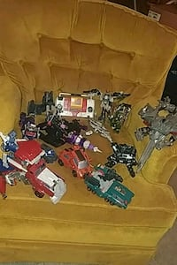 Various transformers old and new Winnipeg, R3V 1N1