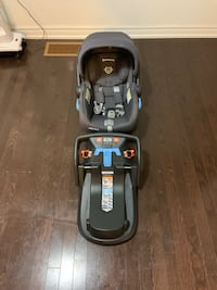 UPPAbaby Car seat (Complete Package)