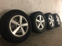 Winter tires for Honda CR-V, 225/65R16 Toronto