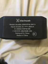black web bluetooth speaker Kitchener, N2E