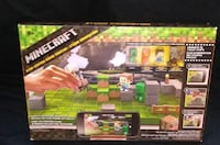 Minecraft Stop-Motion Movie Creator Kit  Product Features Create one-of-a-kind movies using the Minecraft Stop-Motion Movie Creator! Inspired by the online community, this authentic playset comes with 15 props and four mini-figures — three of which are ex Toronto