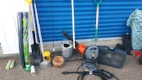 two black and red gas string trimmers Edmonton, T5J 0S1