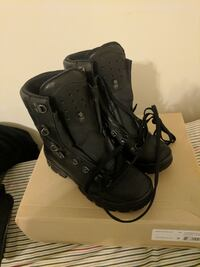 Brand New French Army Goretex Boots