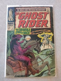 Ghost Rider (1967) Issue 5 Toronto, M1T 0A4