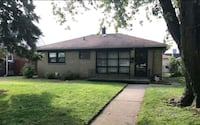 HOUSE For Rent 3BR 2BA Chicago
